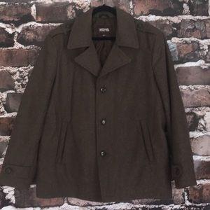 d93aafad4646 MICHAEL Michael Kors · Michael Kors Wool Pea Coat ...
